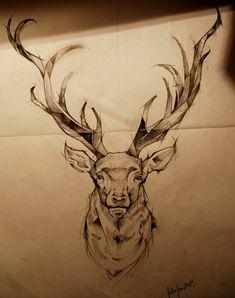 Tattoo Sketck by me! More art here: http://juliasmerino.tumblr.com/