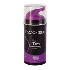 Wicked Sensual Care Toy Love Waterbased Gel - Oz – Wicked Sensual Care Collection Toy Love Gel for Intimate Toys. Take your toy-play to the next level with this cutting edge lube developed specifically for erotic toys. Wicked, Toys, Aloe, Ebay, Paraben Free, Running, Erotic, Texture, Lotions