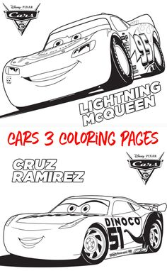 Disney Cars 3 Jackson Storm Coloring Page Printable Coloring Pages