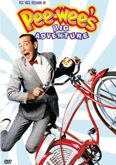 Free Outdoor Cinema: Pee-Wee's Big Adventure - Kids Events, Activities & Things To Do for Families 80s Movies, Famous Movies, Funny Movies, Comedy Movies, Movies To Watch, Movie Tv, Throwback Movies, Comedy Films, Peliculas Audio Latino Online
