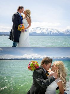 Twin Pines Estate South Lake Tahoe Wedding by Eric Asistin Photography