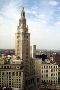 Terminal Tower, Cleveland, Ohio | photo credit: Monina Wagner