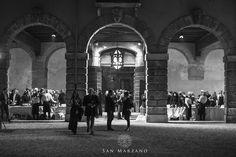 Cantine San Marzano: Apulian Aperitif at Giardino Giusti (Verona) during Vinitaly 2015