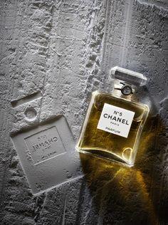 Chanel №5 by Eli Maier & Alexandra Zaharova , via Behance