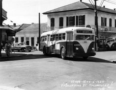 1954 White in New Orleans