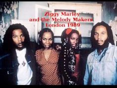 Ziggy Marley and the Melody Makers - Live in London 1989