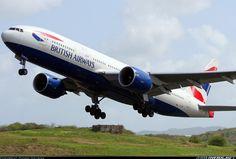 British Airways G-VIIP Boeing 777-236/ER aircraft picture