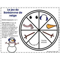 Make some fun snow globe cup ornaments for Christmas crafts! Fun little christmas gifts that kids can make for their par Winter Activities, Kindergarten Activities, Craft Activities, French Christmas, Christmas Fun, Snowman Games, Snowmen At Night, Suncatcher, French Language Learning