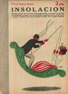 Insolación : novela completa / por Emilia Pardo Bazán - Madrid : [s.n.], 1948 (Diana, Artes Gráficas)