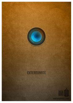 Alternative Doctor Who Posters - TV - ShortList Magazine