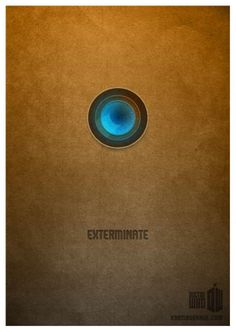 Alternative Doctor Who Posters - TV - ShortList Magazine