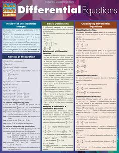Physics: Equations & Answers Laminated Study Guide - BarCharts Publishing Inc makers of QuickStudy Math Help, Fun Math, Math 2, Physics Formulas, Algebra Equations, Engineering Jobs, Mechanical Engineering, Math Tutor, Math Lessons