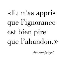 New Quotes, Quotes To Live By, Inspirational Quotes, Quotes Francais, Ignorance, Respect Life, I Really Love You, Bad Mood, Quote Aesthetic