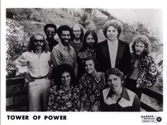 Tower of Power is an American R horn section and band, originating in Oakland, California, that has been performing since 1968.