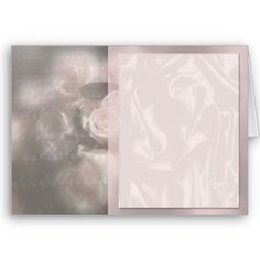 Customize With Text Wedding Invitation Greeting Card