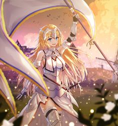 82323d228 Jeanne d Arc Fate Personagens Femininos