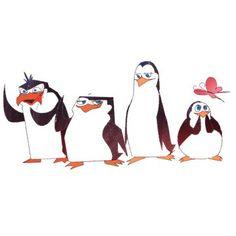 Madagascar Movie, Penguins Of Madagascar, Disney Characters, Fictional Characters, Fanart, Cartoon, Twitter, Drawings, Animals