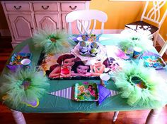 tinker bell party