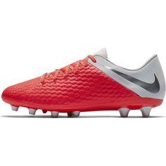 Ανδρικό ποδοσφαιρικό παπούτσι για τεχνητό γρασίδι Nike Hypervenom III Academy AG-PRO - AJ6710-600 Cleats, Nike, Shoes, Fashion, Football Boots, Moda, Shoe, Shoes Outlet, Fashion Styles