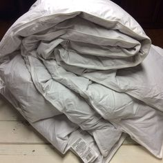 pacific coast king size 100 down comforter white baffle box northern lights ebay