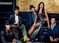"""The Cast of Empire for EW Magazine """