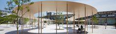 国立大学法人岡山大学 施設企画部 Facilities Planning Department, OKAYAMA UNIVERSITY ~工事中建物情報~