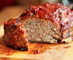 Recette Pain de viande par laulau777 - recette de la catégorie Viandes