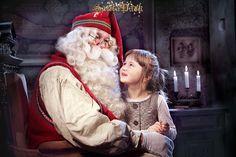 Rendez visite au Père Noël en Laponie