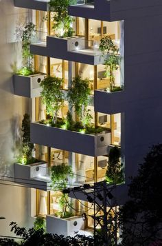Hotel Golden Holiday in Nha Trang / Trinh Viet A Architects:
