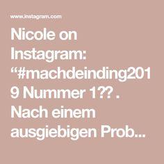 """Nicole on Instagram: """"#machdeinding2019 Nummer 1☝️ . Nach einem ausgiebigen Probetragen ist sie nun eine reine Gürteltasche geworden 😅 Das Gurtband ist mir…"""" Band, Instagram, Bags, Sash, Bands"""
