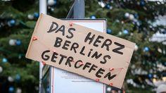 Polizei fahndet unter Hochdruck: Wo ist der Attentäter von Berlin?