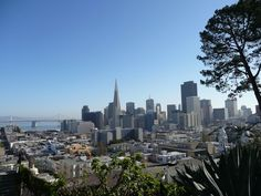 Ina Coolbrith Park - Russian Hill