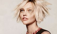 Sasha Pivovarova for Vogue Korea by Jason Kibbler