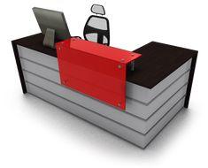 Design Offices, Office Reception, Reception Furniture, Desks, Trendy Tree