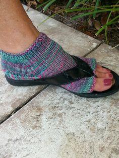 Superwash Wool Socks