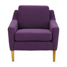 Sofa Sessel Linara violett