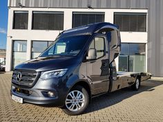 Mercedes Sprinter - Low Race Pakiet +  #laweta #abschleppwagen #towtruck