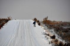 First Snow - Barrow, Alaska 2010