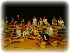 Arrangements of songs for Orff ensembles by Doug Edwards