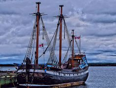 Magnificent capture of this fascinating tall ship!! Wonderful setting and composition!
