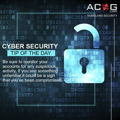 #CyberSecurity Tip of the Day