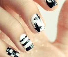 Black and  White | via Tumblr