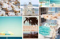 Ideen für eine Hochzeit am Strand | Friedatheres