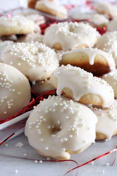 Ciambelle Cookies - Marisa's Italian Kitchen