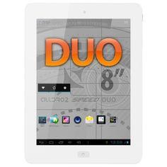 "Tableta ALLVIEW ALLDRO 2 SPEED DUO, Wi-Fi, 8"", 8GB, Cortex A9 Dual Core 1.5GHz, Android 4.0, alb"