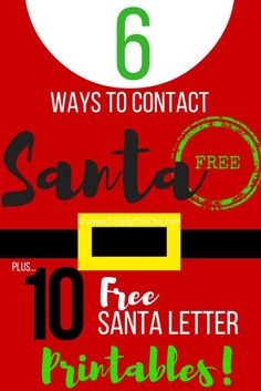 Santa letters 10 free printable letters to santa santa letter santa letters 10 free printable letters to santa santa letter template the ojays and little ones spiritdancerdesigns Images