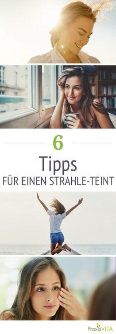 Strahlender Teint: 6 Tipps für schöne Haut - Another! Beauty Care, Diy Beauty, Beauty Makeup, Beauty Hacks, Beauty Spa, Beauty Tips For Face, Beauty Secrets, Body Makeup, Hair Makeup