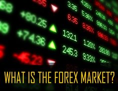 A short introduction into the basics of the Forex Market to accommodate those…