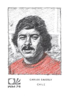 #153: Carlos Caszely, Chile