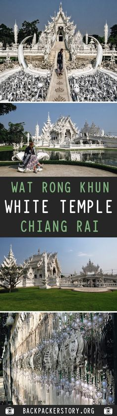 Guide: White Temple - Wat Rong Khun, Thailand